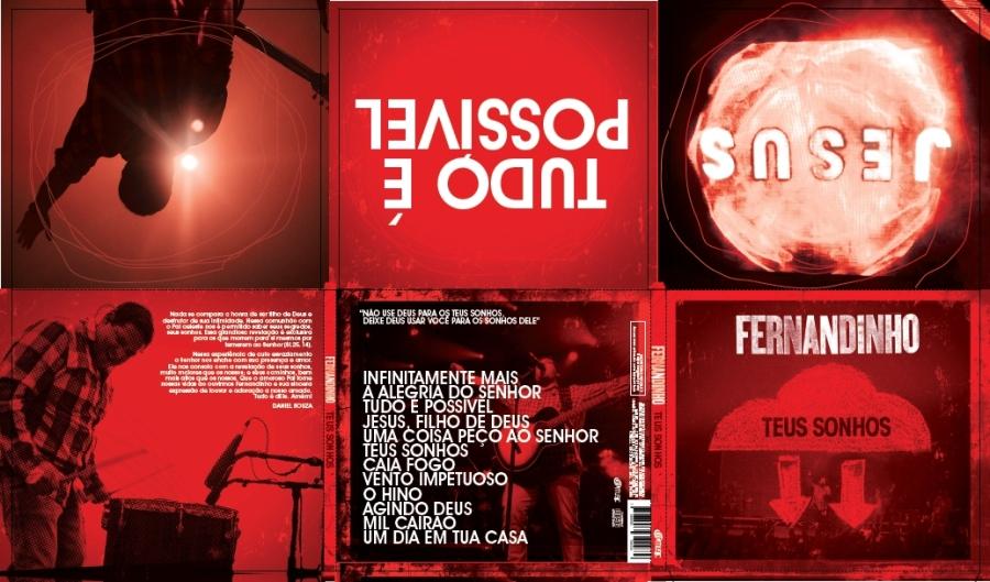 ARTE FINAL DA CAPA DO CD-1