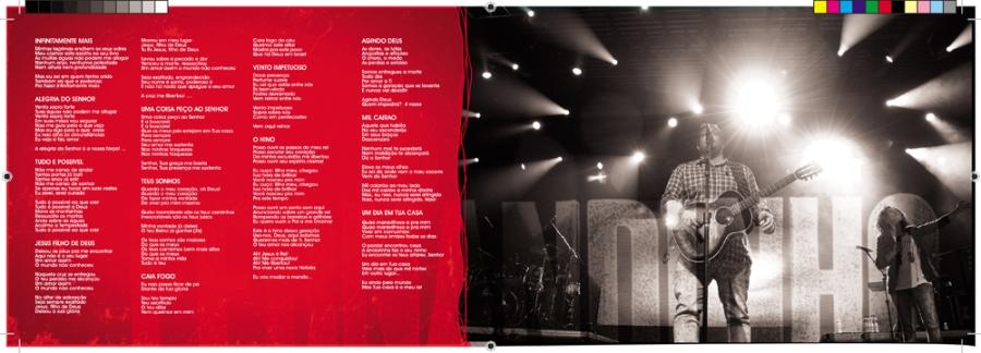ARTE FINAL DA CAPA DO CD-2